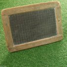 Antique School Student Tablet Slate Chalkboard Learn to Write Alphabet Calculate
