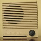 Vintage Bulgarian Subscriber Radio Wall Speaker Panorama Pleven Vtg Electronics