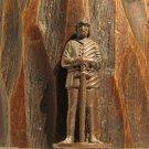 Sword Knight Kinder Surprise Metal Soldier Figurine Vintage Toy 4 cm Copper