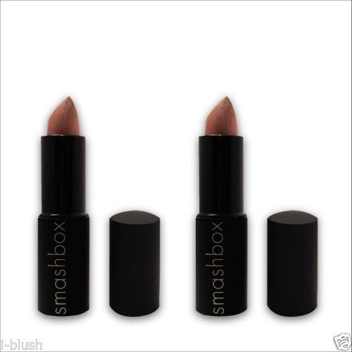 Smashbox Lipstick - Brandy On Ice - Pack of 2