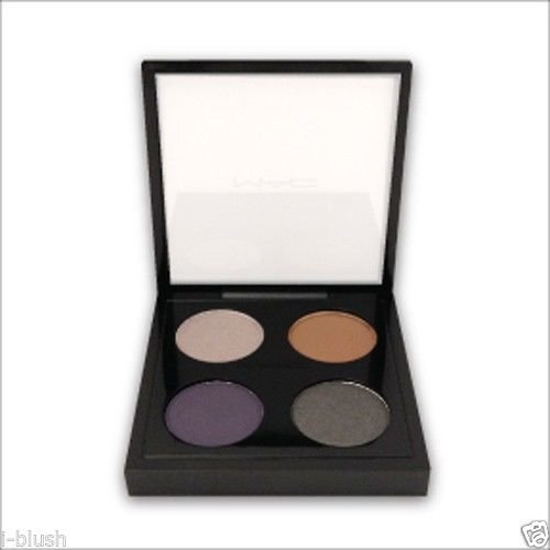 M.A.C Parlor Smoke Eyeshadow Quad