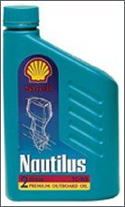 Shell Nautilus Outboard Oil
