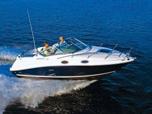 Searay 245 Sundancer