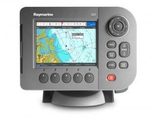 "Raymarine A50D 5"" Fishfinder Chartplotter Combo No Charts"