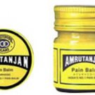 Amrutanjan Pain Balm 3 Bottles for Pain, Headache, Sinus, Sprain relief