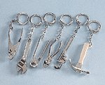 Mini Tool Key Rings