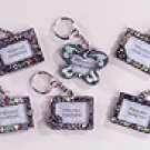 Friends Forever Frame Keychain