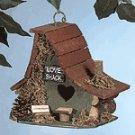 Wood Love Shack Birdhouse