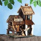 Wood Bait Shop Birdhouse