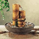 Alabastrite Bamboo Water Fountain