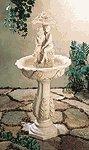 Couple Garden Fountain