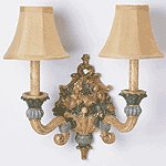 Fruits Double Sconce Lamp