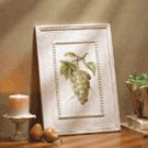 Grapes Printed Wall Art Frame