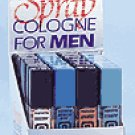Man's Cologne On Display