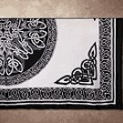 Celtic Print Cotton Sheet