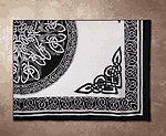 Celtic Print Cotton Sheet