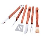 5-Piece Barbecue Set