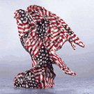 American Flag - Patchwork Eagle