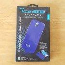 Tzumi Pocket Juice Magna Case Blue for Samsung Galaxy S4