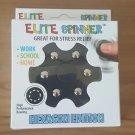 NEW Elite Spinner Hexagon Edition (Black)
