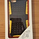 Tech N Go iPhone 5 Grip Grid Case with Kickstand (Yellow)