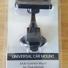 ONN Universal Car Mount Multi-Function Mount For Smartphones