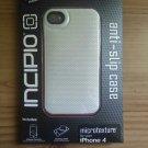 INCIPIO ANTI SLIP Microtexture Case Cover Skin Iphone 4 & 4s