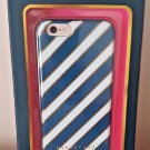 NIB Dabney Lee iPhone 6 6s Case Navy White and Gold