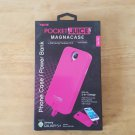 Tzumi Pocket Juice Magna Case Pink for Samsung Galaxy S4