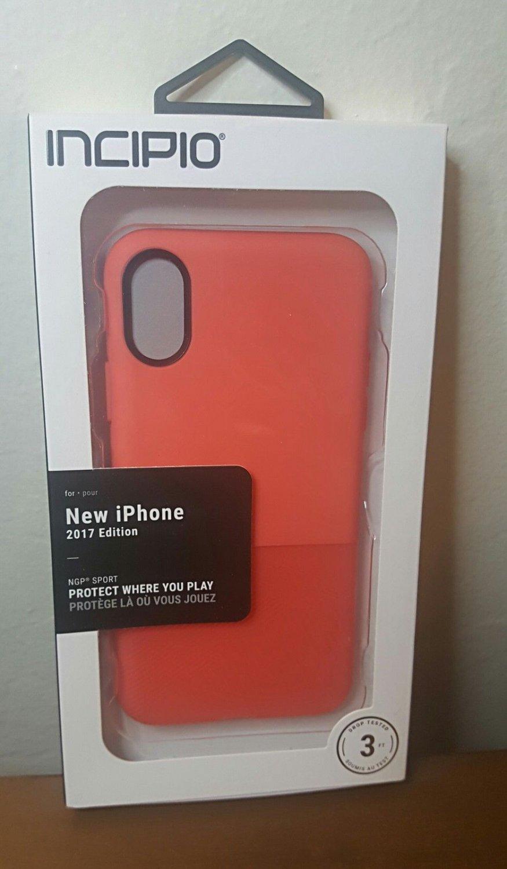 Incipio® iPhone X Case NPG-SPORTS Case
