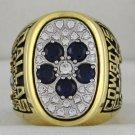 1978 Dallas Cowboys NFC American Football Conference Championship Rings Ring