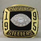 1995 Pittsburgh Steelers AFC American Football Conference Championship Rings Ring