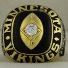 1969 Minnesota Vikings NFC National Football Conference Championship Rings Ring