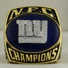 2000 New York Giants NFC National Football Conference Championship Rings Ring