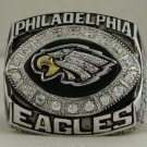 2004 Philadelphia Eagles NFC National Football Conference Championship Rings Ring