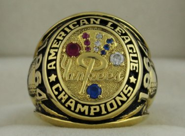 1964 New York Yankees AL American League World Series Championship Rings Ring