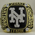 2000 New York Mets NL National League World Series Championship Rings Ring