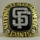 2002 San Francisco Giants NL National League World Series Championship Rings Ring