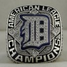 2012 Detroit Tigers AL American League World Series Championship Rings Ring