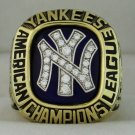1976 New York Yankees AL American League World Series Championship Rings Ring