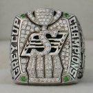 2013 Saskatchewan Roughriders CFL Grey Cup Championship Rings Ring