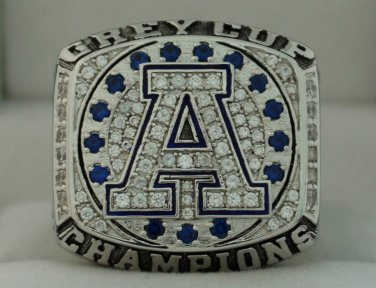 2004 Toronto Argonauts CFL Grey Cup Championship Rings Ring