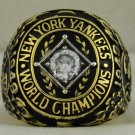1949 New York Yankees World Series Championship Rings Ring