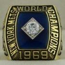 1969 New York Mets World Series Championship Rings Ring