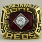 1975 Cincinnati Reds World Series Championship Rings Ring