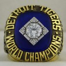 1984 Detroit Tigers World Series Championship Rings Ring