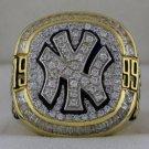1999 New York Yankees World Series Championship Rings Ring