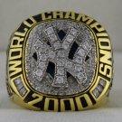 2000 New York Yankees World Series Championship Rings Ring