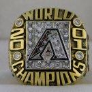 2001 Arizona Diamondbacks World Series Championship Rings Ring