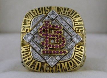 2006 St. Louis Cardinals World Series Championship Rings Ring
